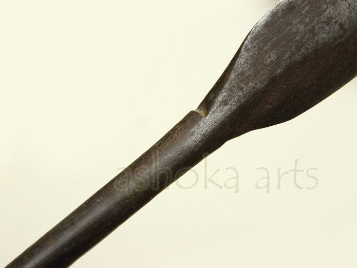 Zulu spear 19th century  | Fine Antique Swords and Weapons Arms & Armour for sale from Ashoka Arts