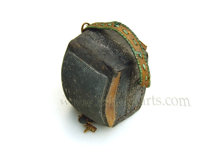Rare Arab Bullet Box in wonderful condition dated 1879