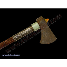 Early Persian Central Asian Tabar Horsemans Axe