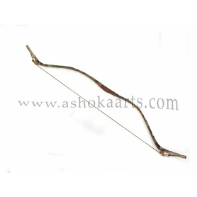 Antique Chinese or Tibetan recurved Bow